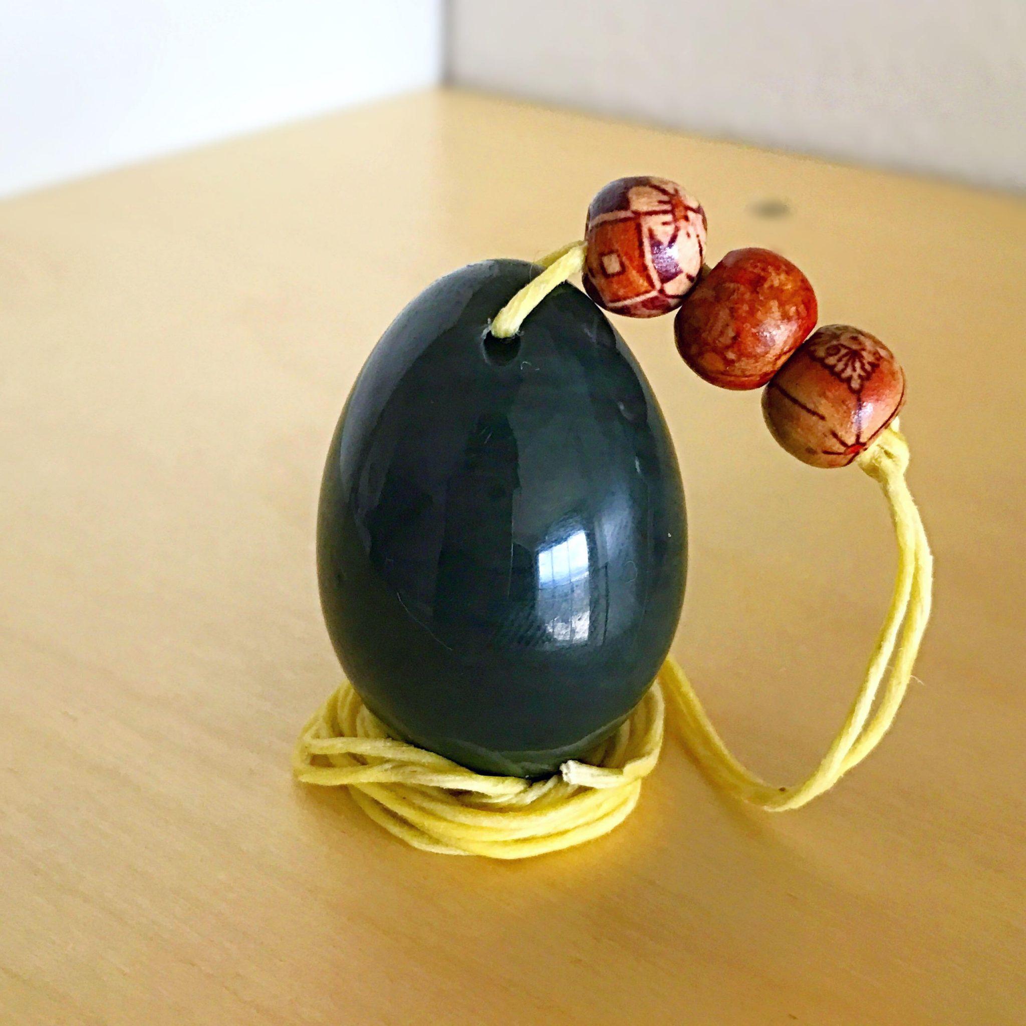 40% OFF Nephrite Jade Yoni Egg
