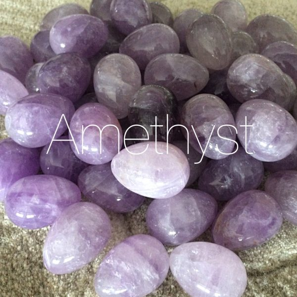 70% OFF Amethyst Yoni Eggs