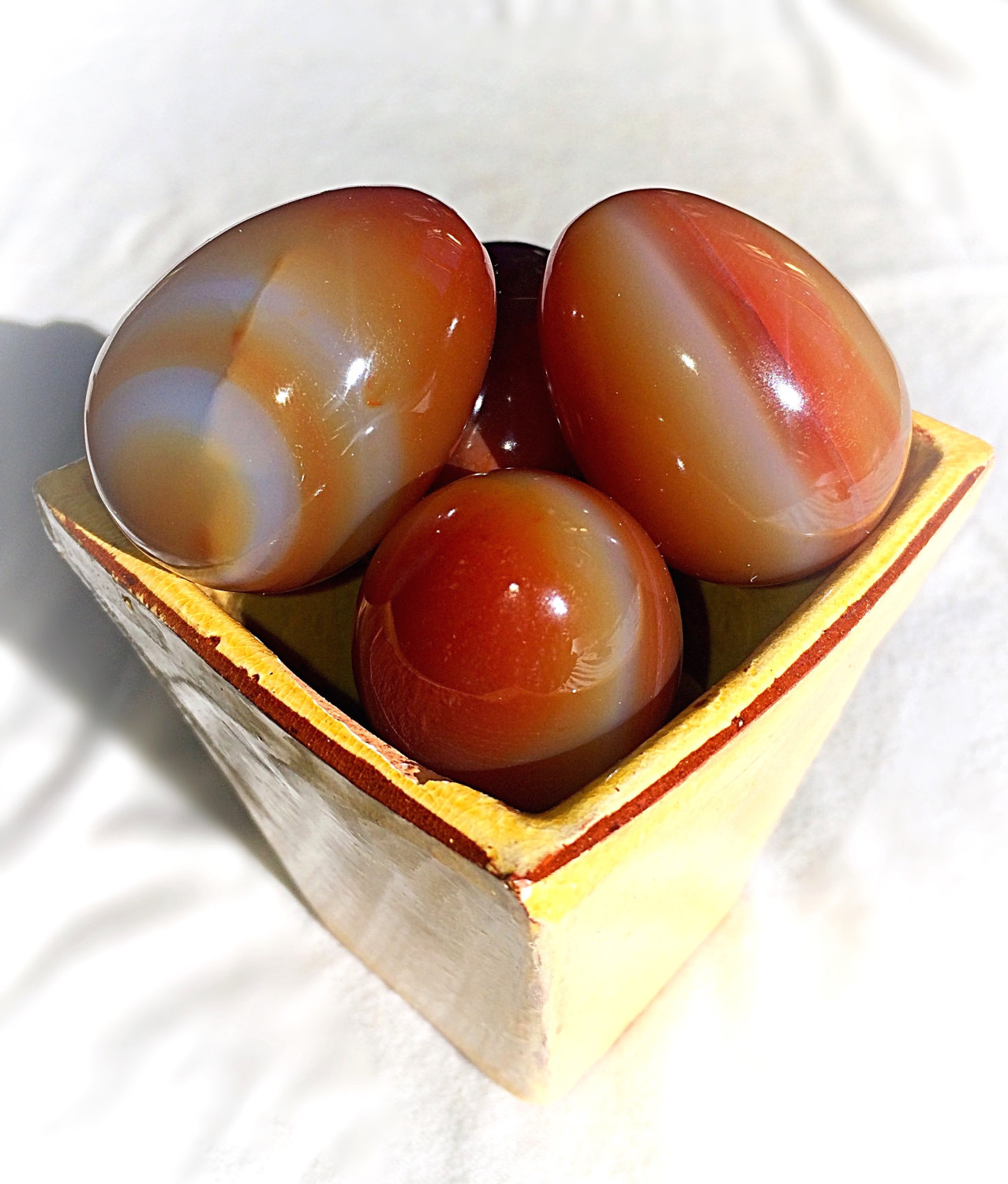 70% OFF Carnelian Yoni Egg