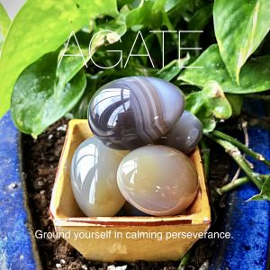 70% OFF Med. Agate Yoni Egg
