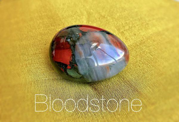 Medium Bloodstone Yoni Eggs